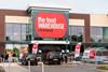 Food warehouse iceland