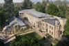DOverbroecks new school building in Summertown