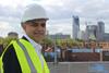 Sadiq Khan construction