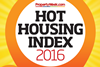 Hot Housing Index graphic wide