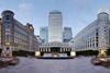 Canary Wharf finance