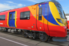 South Western trains Bombardier