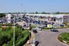 Interchange Retail Park in Bedford