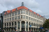 Karstadt department store on the principal shopping street of historic potsdam