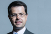 James Brokenshire Housing Minister