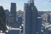 Vu City Interactive model of London