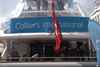 Colliers International Boat at Mipim