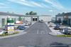 Royal London trade park scheme on Westway