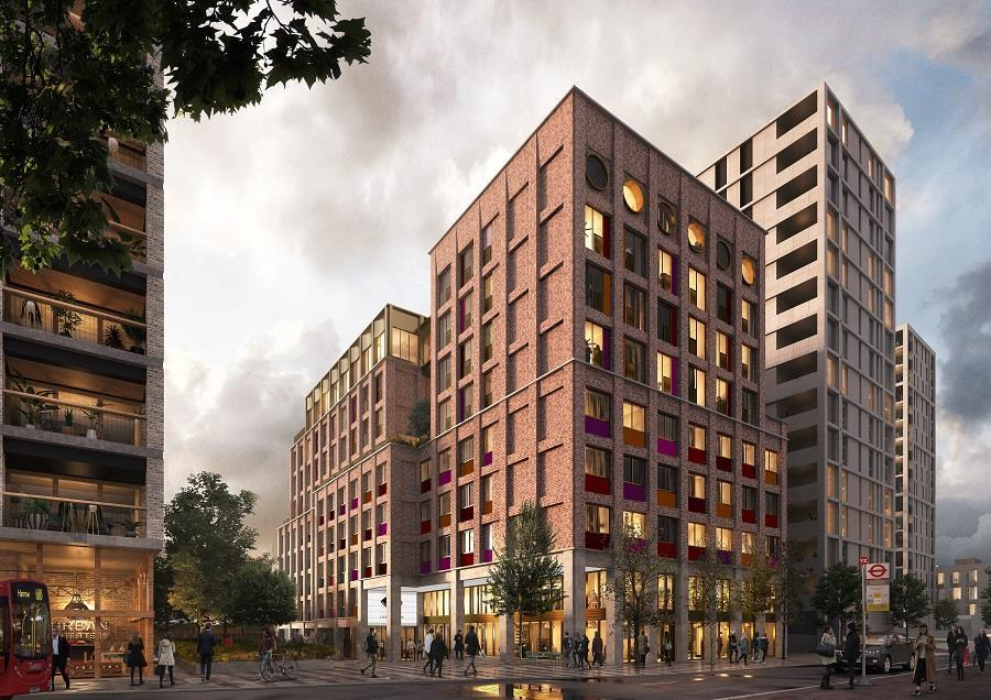 The Collective targets £650m fundraising to build £1bn co-living portfolio