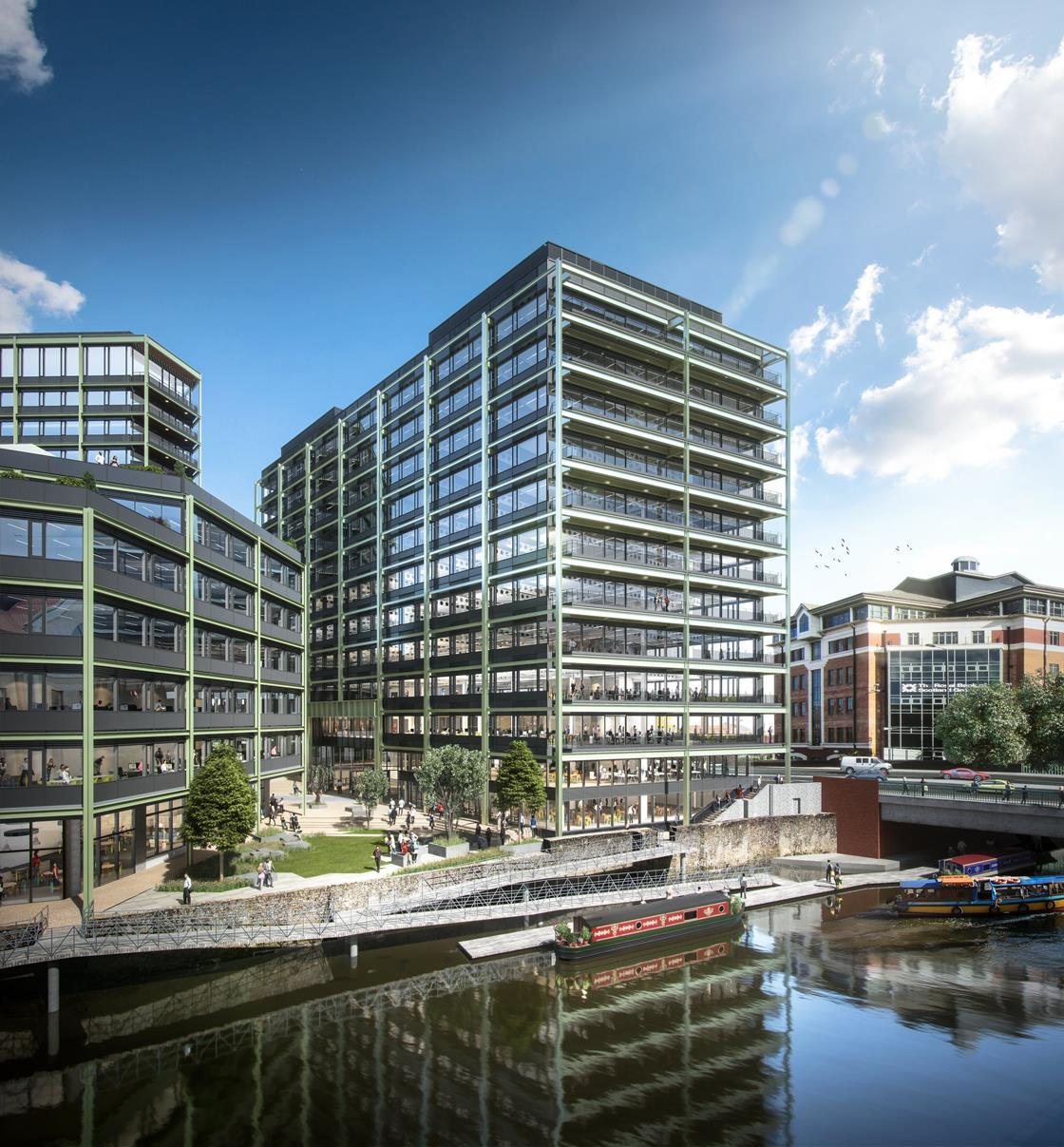 AXA IM – Real Assets pre-lets 201,000 sq ft at Assembly Bristol to BT