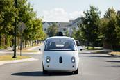 Driverless car – Waymo self-driving car