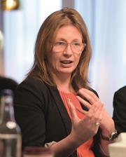 Jennie Fotjik, head of lettings, Quintain
