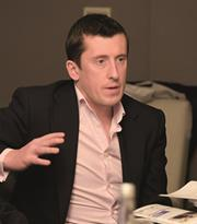 Dominic Martin, operations&strategy director, Westrock
