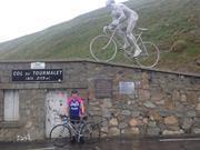 Cycling through Pyrenees