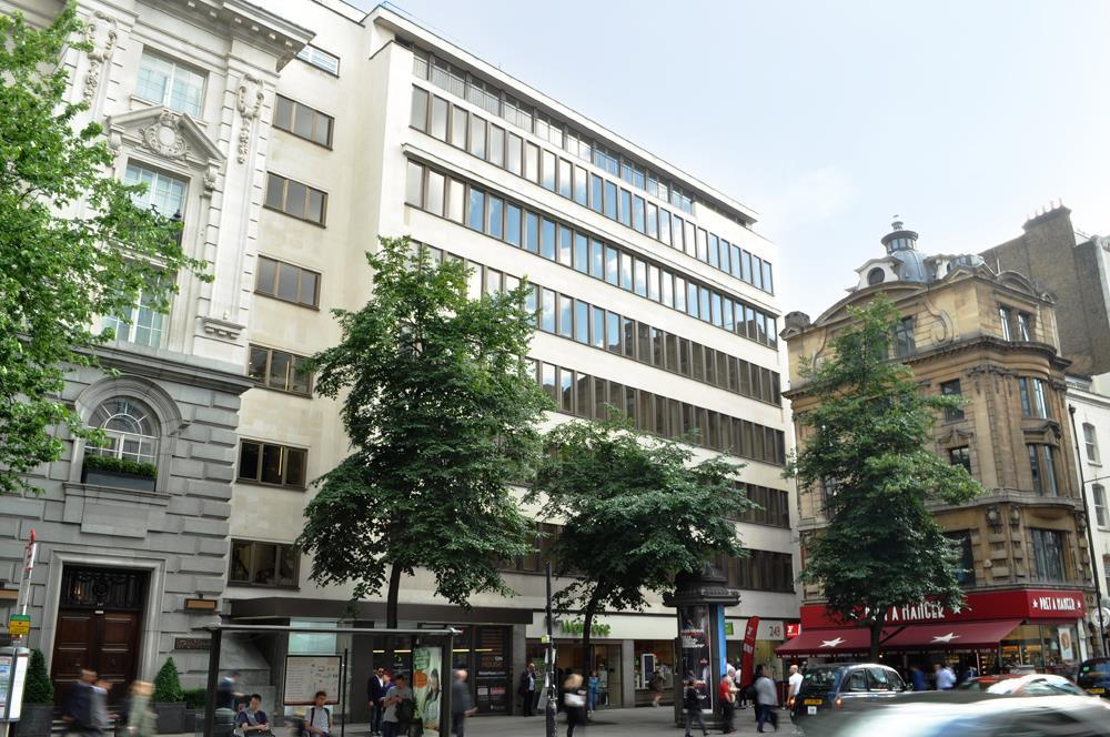 Sidra Capital buys Holborn office for £97m | Online