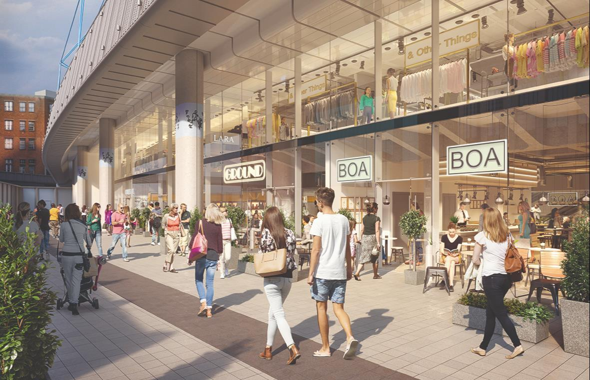 LCR gives first look at Waterloo.London development