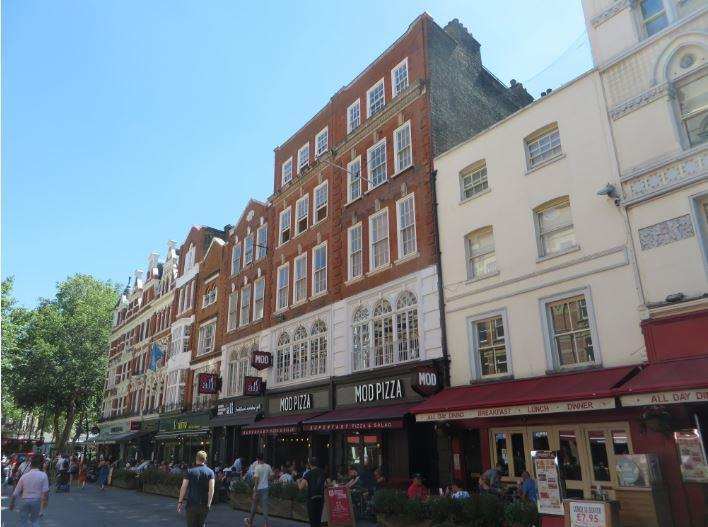Leicester Square Leasehold Hits The Market News Property