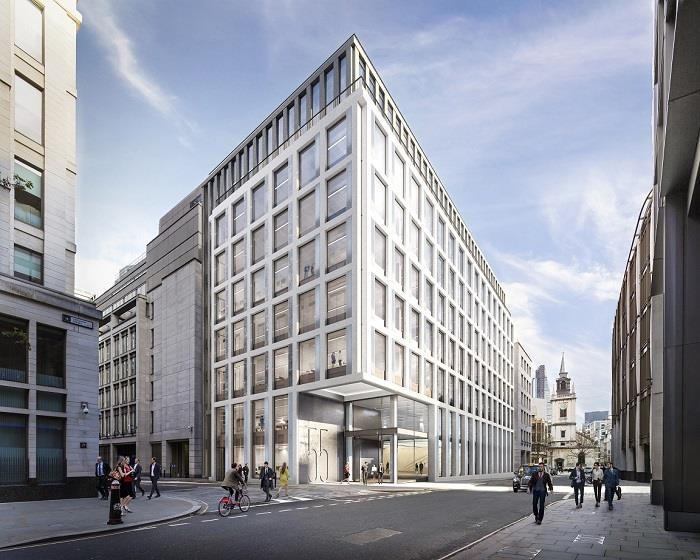 Investec Lets 55 Gresham St Ahead Of Completion