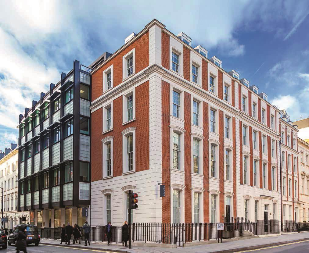 Trafigura strikes deal for two floors of 14 St George Street | News