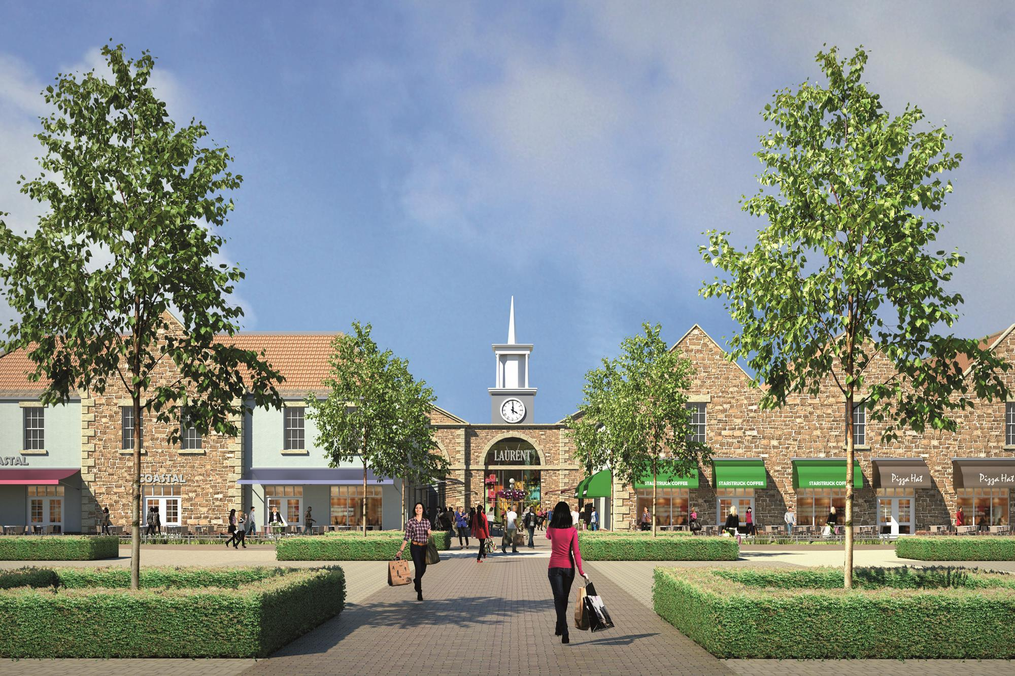 Yorkshire retail outlet scheme wins pre-lets for 50% of space | News
