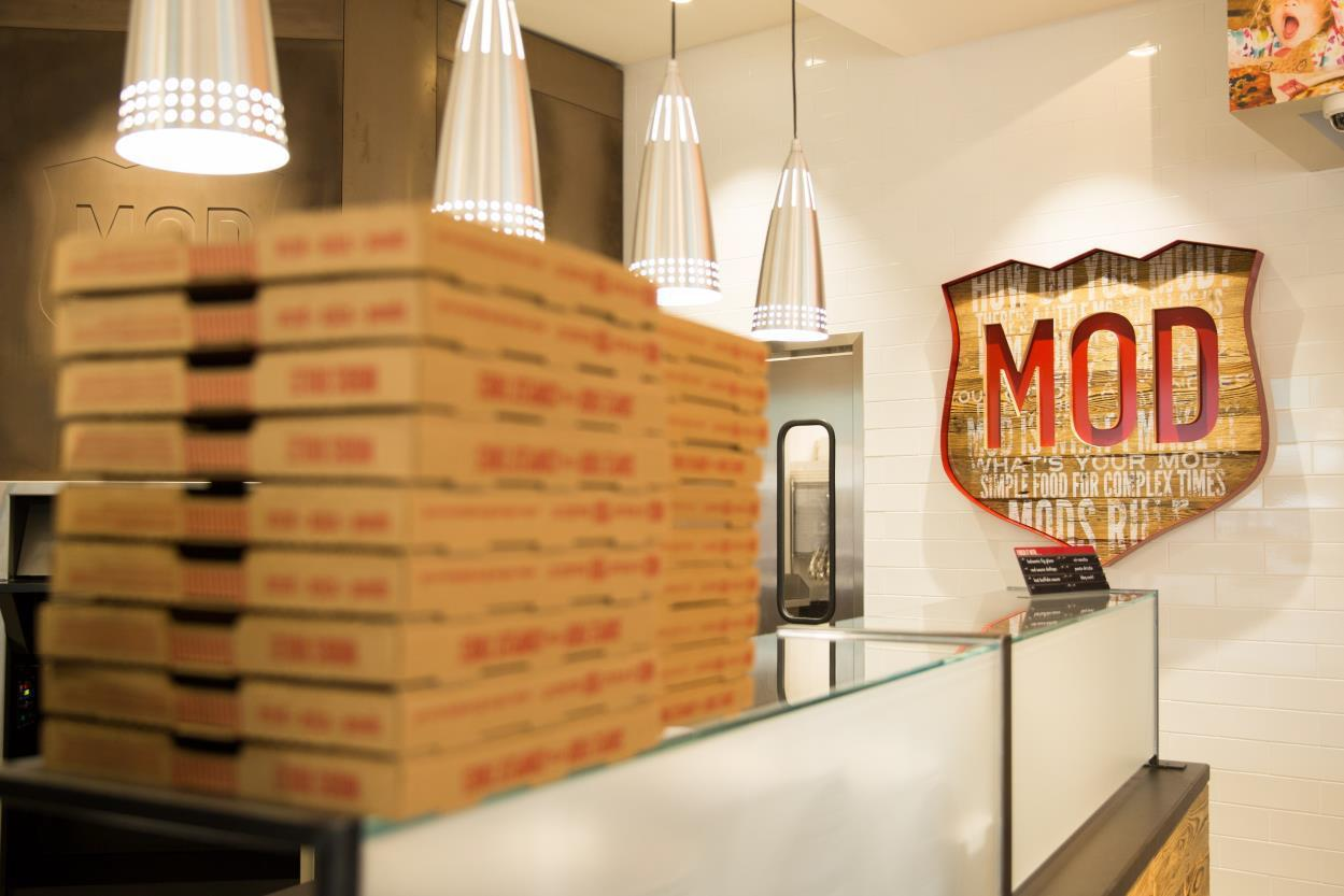 Mod Pizza To Open First London Site Online Property Week