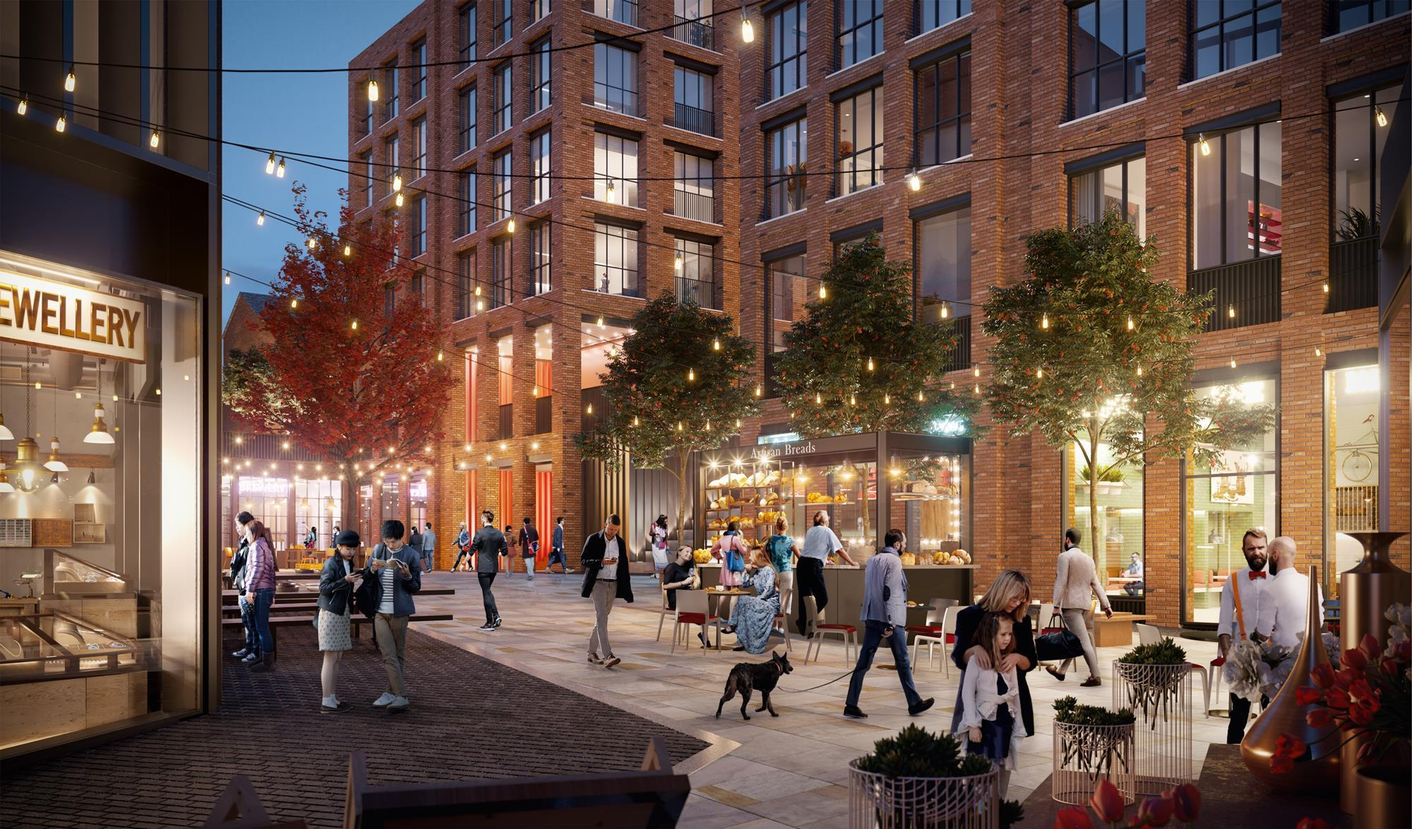 Galliard and Apsley House win planning for £125m Brum scheme - Property Week