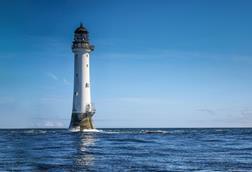 The Bell Rock Lighthouse, Scotland