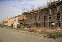 Housing construction, Bristol