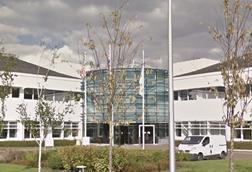 1 stockley park google maps