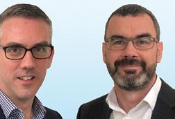 Mark elbourne and nigel ball colliers