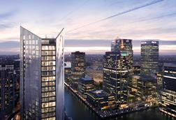 Madison residential tower, London