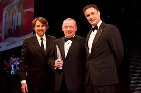 Property Awards 2012 - Burbage Realty