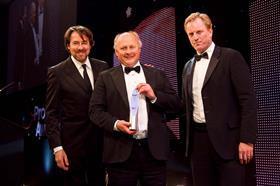 Property Awards 2012 - Savills