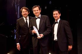 Property Awards 2012 - CBRE