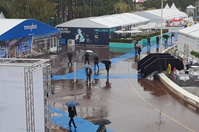 Mipim rain