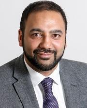 Kush Rawal commercial director at Thames Valley Housing