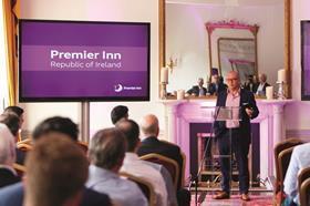 Kevin Murray, Whitbread, PI Dublin launch 2017