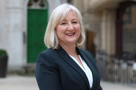 Deborah McLaughlin, managing director of real estate projects at Capita Real Estate