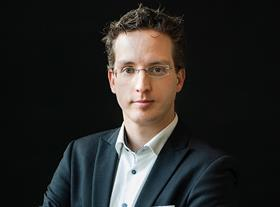 Teun van den Dries is founder and chief executive officer of GeoPhy