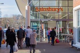 Sainsbury's supermarket, Chesham