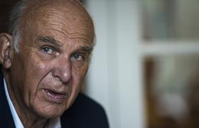 Vince Cable interview