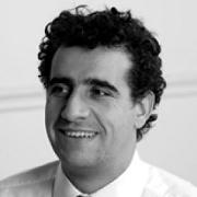 Andrew Kafkaris Bruton of SloaneStreet