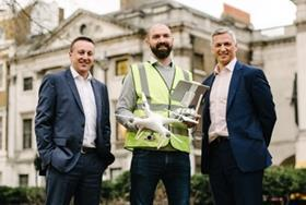 Paragon drone team