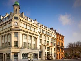 Westin Hotel in Dublin