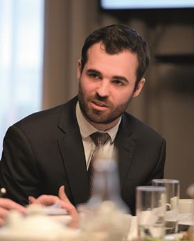 Ed Grant, director for developer, agency and landlord, David Phillips