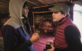 PW's Adam interviews Jungle migrant