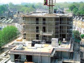 Hackney housebuilding