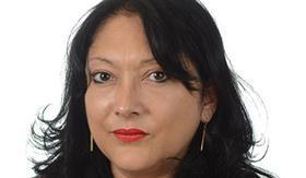 Liz Hamson, editor of Propety Week
