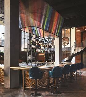 Williamsburg Hotel, New York