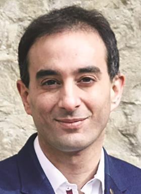 Darius Ziatabari